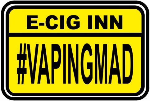 #VAPINGMAD