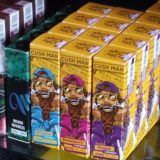 New Import E-Liquids on the shelf
