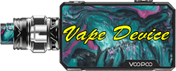 Quit Smoking with a Voopoo Drag 2 (or quit using your hooka or hubbly)