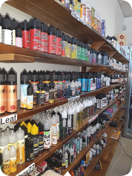 Vaping in January 2020 and our juice shelves are packed with new juices